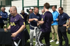 ENFIELD, ENGLAND - JUNE 21: Kuhmo Tyres National tournament at Tottenham Hotspur Training Centre on June 21, 2018 in Enfield, England. (Photo by Tottenham Hotspur FC/Tottenham Hotspur FC via Getty Images)